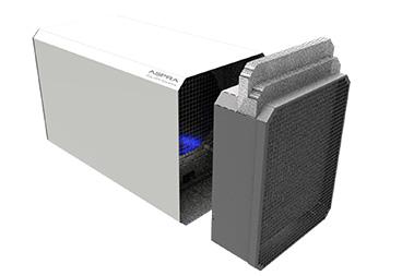 ASPRA Aura - replacing collector
