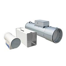Recirculatie luchtreinigers VFA Solutions