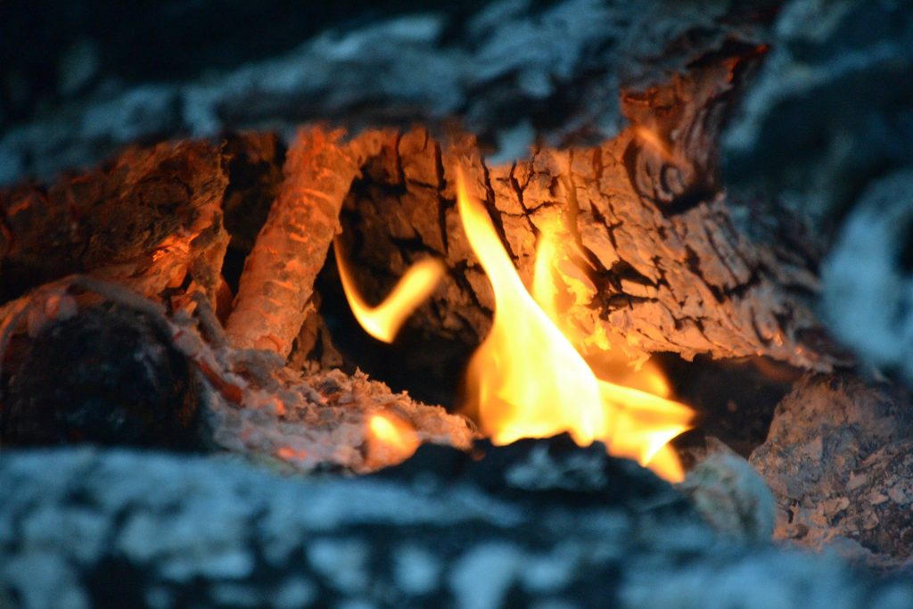 Fire - wood smoke