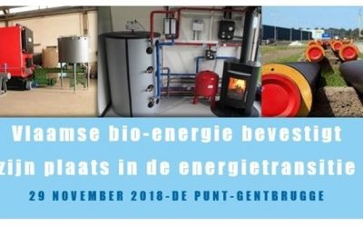 Uitnodiging Bio-Energyplaform event (o.a. presentatie van VFA Solutions)