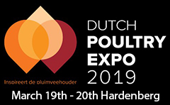 Dutch Poultry Expo – Particulate matter reduction, March 19-20th