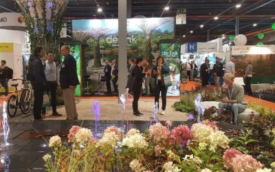 Come visit the Supertree with integrated ASPRA air purification during the Vakbeurs Openbare Ruimte