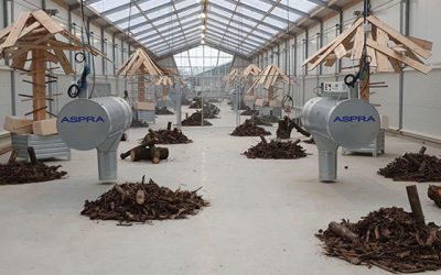ASPRA Agro provides Kipster II clean and healthy air