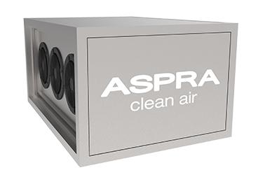 ASPRA L5000 INduct - Inlet