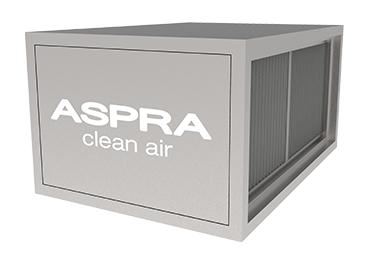ASPRA L5000 INduct - Outlet