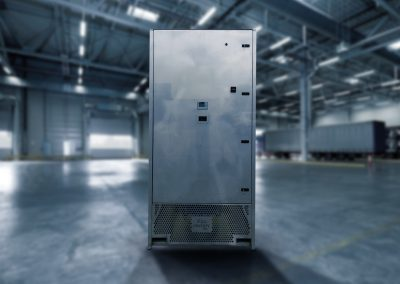 ASPRA Airculess in warehouse - VFA Solutions